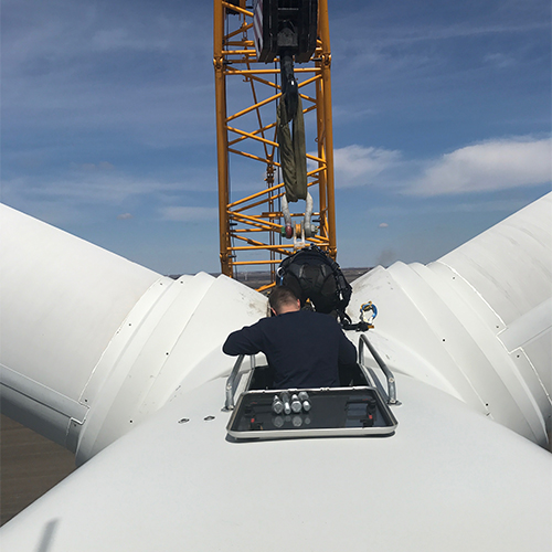 Wind Farm Maintenance